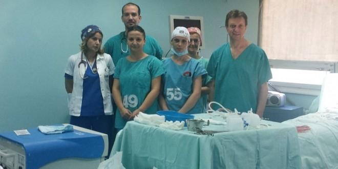 Obavljena složena operacija pluća