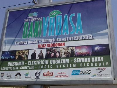 Eko festival »Dani vrbasa« u Banjaluci