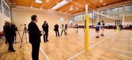 Odigrana prva utakmica u novoizgrađenoj dvorani u Banjaluci
