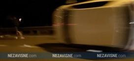 Prevrnuo se automobil u banjalučkom naselju Zalužani