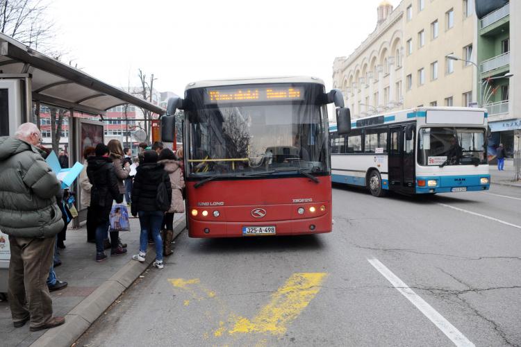 bus eksperiment