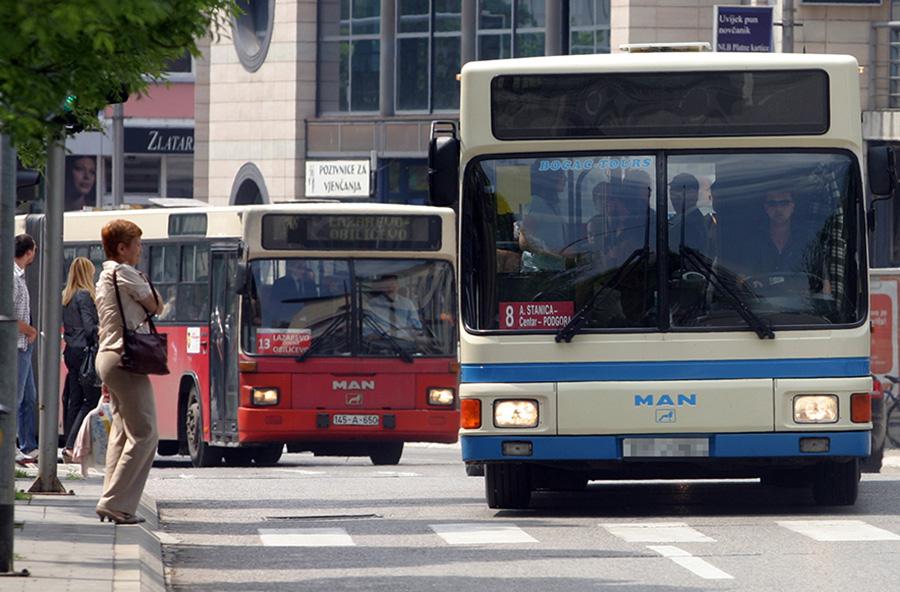 Banja Luka 12.05.2010 Javni prevoz Banjaluka foto: Dejan Bozic