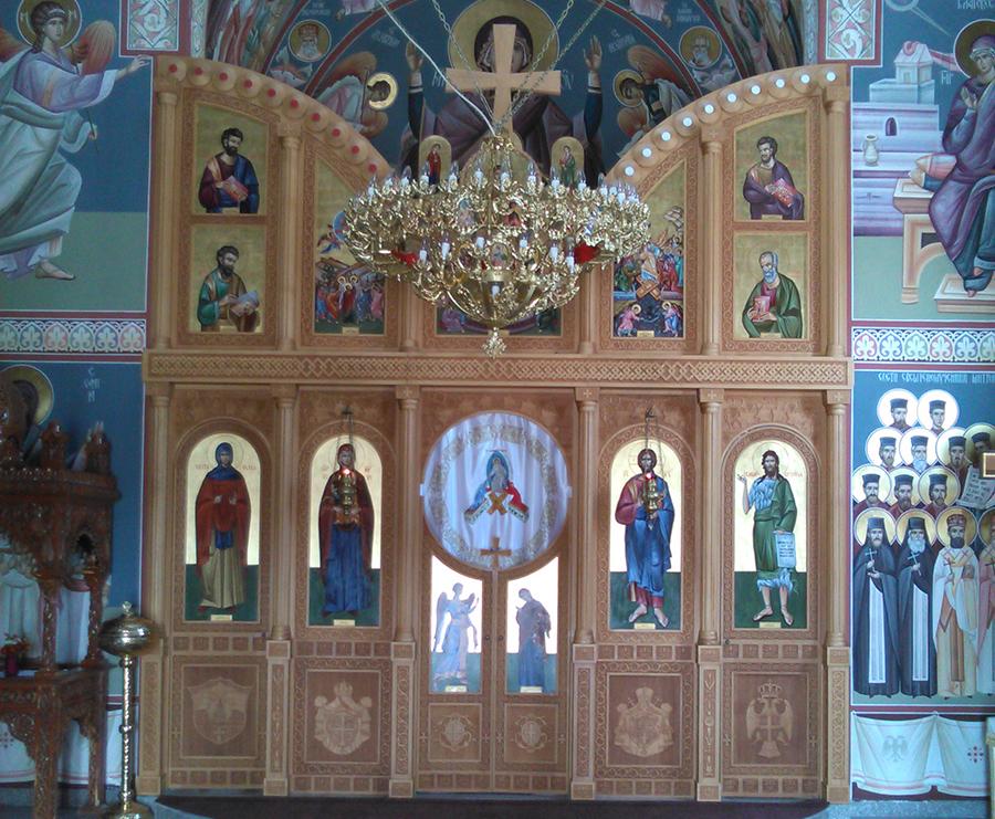 Соколац - Црква Свете Петке - репорт