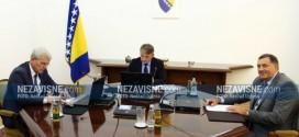 Tegeltija imenovan za kandidata za predsjedavajućeg Savjeta ministara