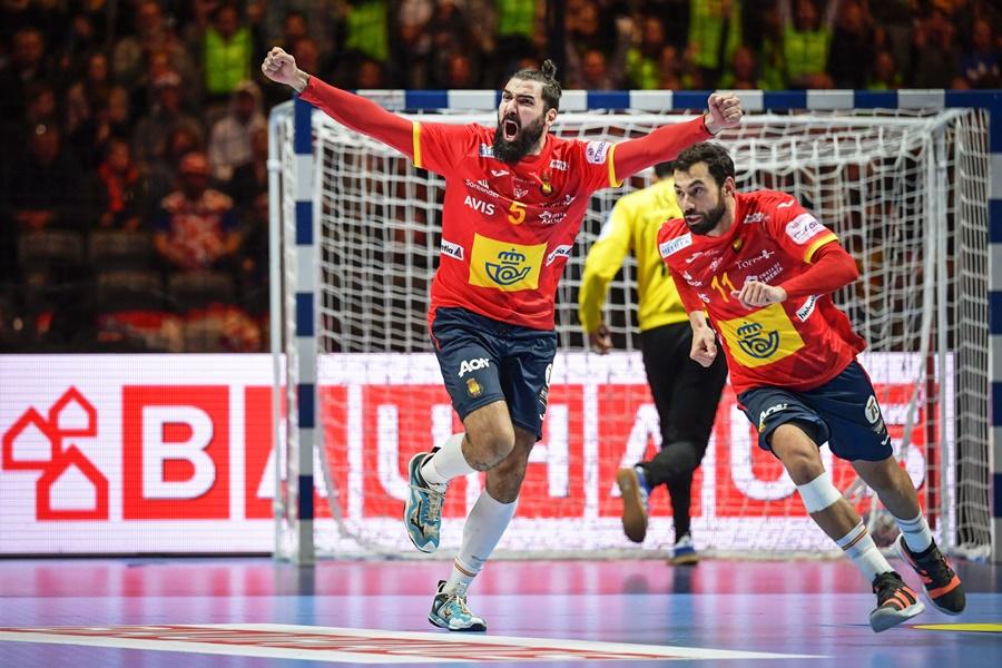 EHF Handball Men European Championship